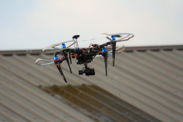 Rise in Drone Use a Game-Changer for the Roofing Industry